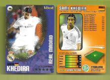 Real Madrid Sami Khedira (K14) Goldstar